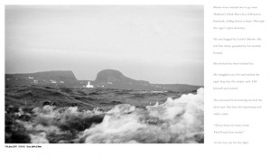 Character of Water - Fair Isle