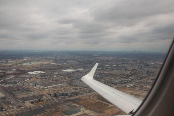 Goodbye Toronto